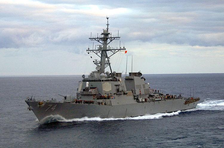 Пентагон: військові кораблі НАТО провели протиракетні навчання поблизу Шотландії