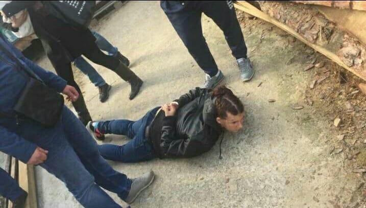 УКиєві затримали викрадачку немовляти