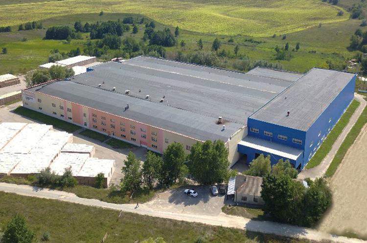 Чеський Банк виставив на продаж високоліквідне заставне майно заводу з виготовлення керамоблоків
