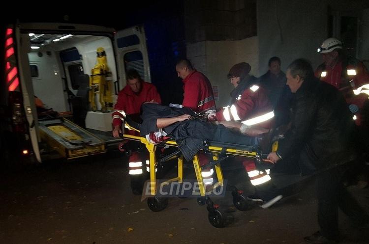 Нанардепа зробили замах— пораненого везуть до лікарні