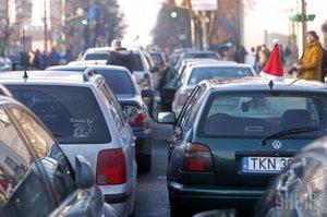 Авто на єврономерах: що пропонує Верховна Рада