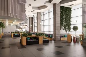 У Києві відкрився найбільший конгрес-хол Mercure Congress Centre
