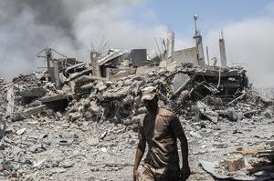 Освобождение или разрушение: халифат ИГИЛ превращен в руины