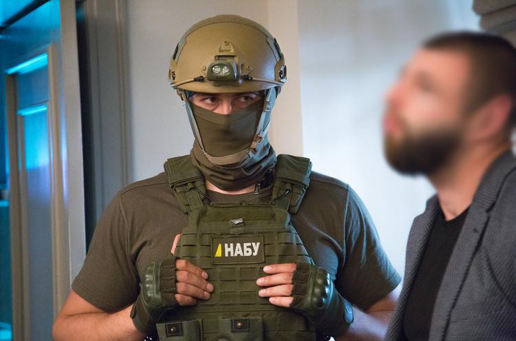 Співробітники НАБУ затримали сина Авакова
