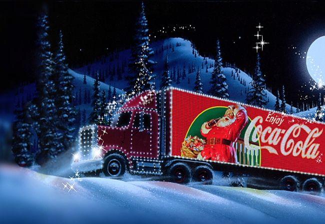 У Ліверпуль не хочуть впускати червоні рекламні вантажівки Coca-Cola на Різдво