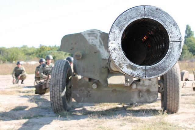 В Україні частка приватних постачальників зброї зросла до 55%
