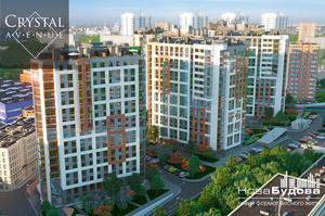 Новий комплекс бізнес-класу – квартири вже в продажу!