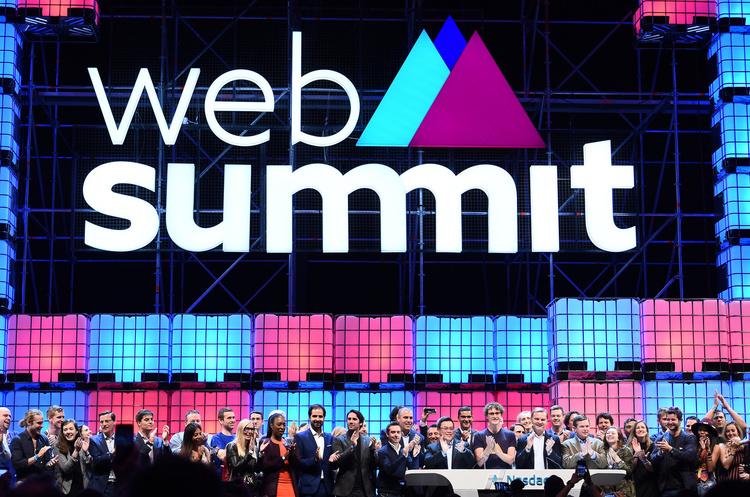 Web Summit 2017: підсумки першого дня