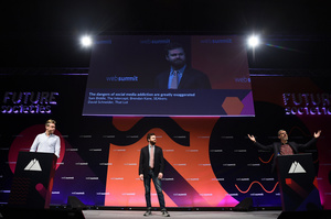 Web Summit 2017: переоценена ли угроза зависимости от соцсетей