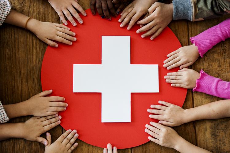Німеччина виділить українському Червоному Хресту 1,5 млн євро