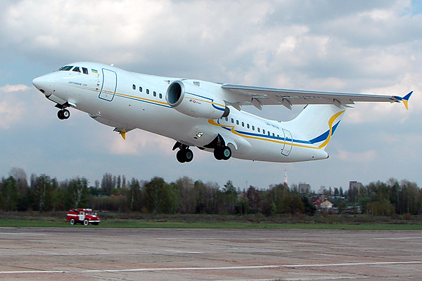 У 2020 році літаки Ан-148/158 вироблятимуть без російських запчастин – «Антонов»