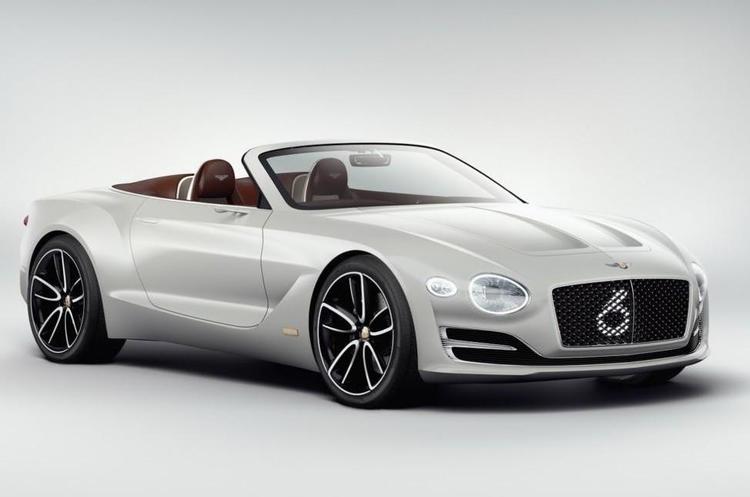 Перший електричний спорткар Bentley з'явиться в 2019 році