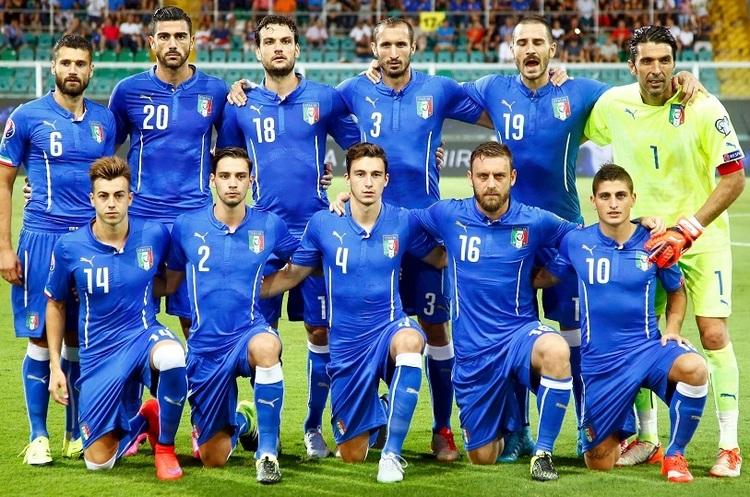 Італія вперше за 60 років пропустить чемпіонат світу з футболу