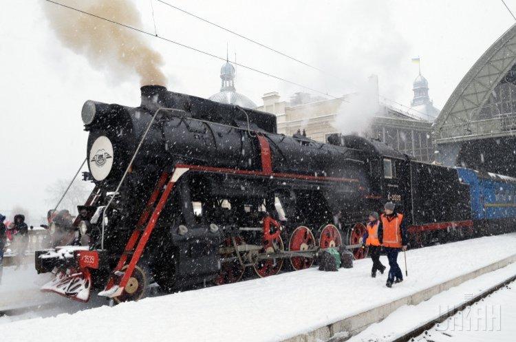 ГПУ проводить обшуки Львівської залізниці