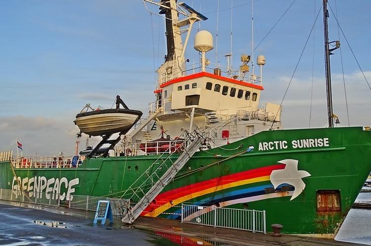Greenpeace хоче через суд заборонити Норвегії видобувати нафту в Арктиці