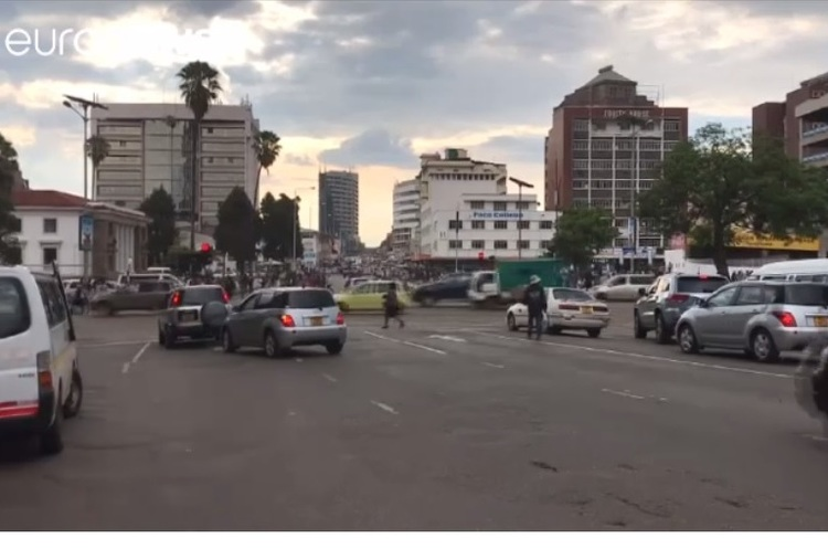 Переворот в Зімбабве: військові заперечують путч