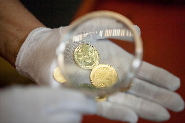 НБУ в черговий раз піднімає питання припинення карбування монет номіналами 1, 2, 5 та 25 копійок