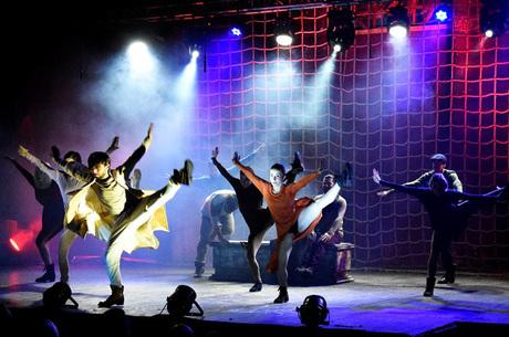 Ласкаво просимо до цирку: чому варто дивитися «Запрошення на страту» від театру «Мізантроп»