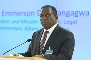 Політик, якого Мугабе вигнав з посади, повертається в Зімбабве, щоб стати президентом