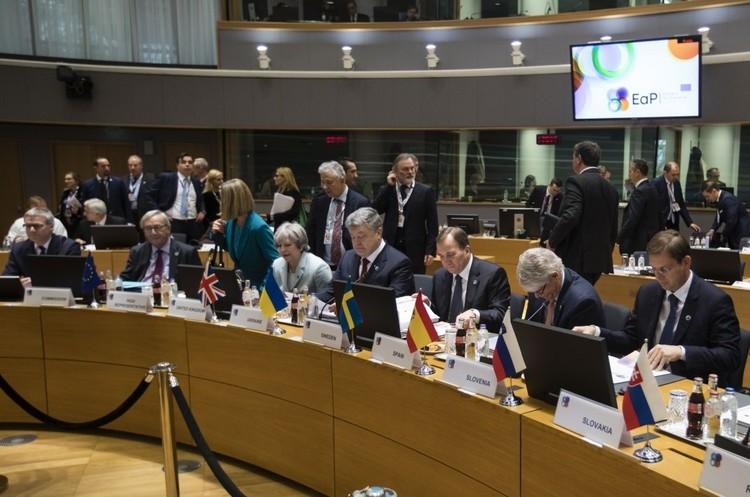 Декларація саміту Східного партнерства: Україну підтримують політично, але без реформ грошей не дадуть
