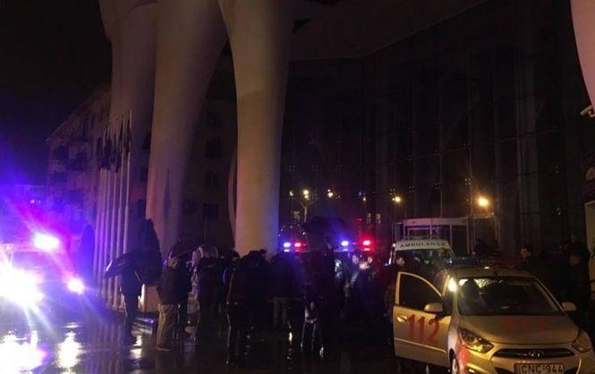 Під час пожежі вготелі вБатумі загинули 12 осіб