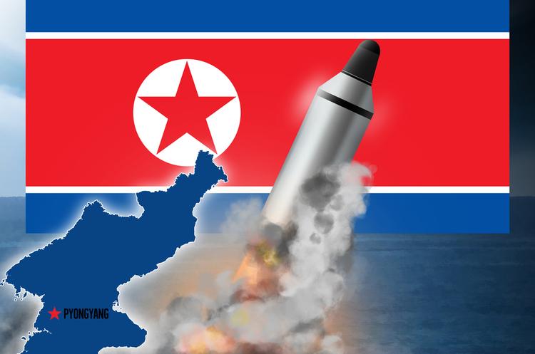 УКНДР заявили, що їх нова балістична ракета може досягти території США