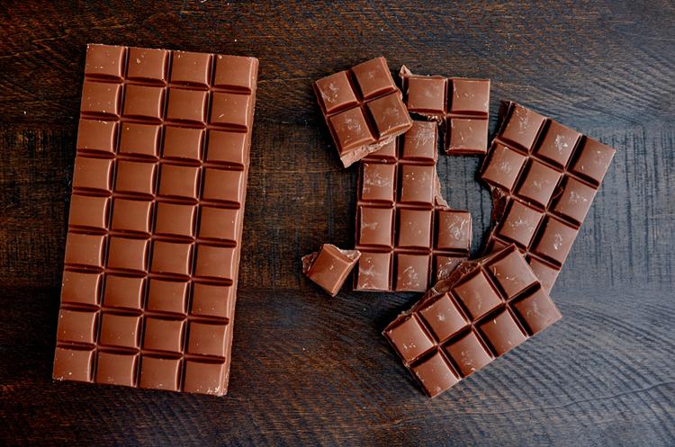 Виробництво шоколаду в жовтні зросло на 18,1%