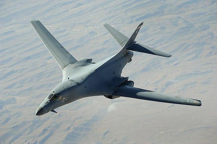 Американський бомбардувальник пролетів над Корейським півостровом
