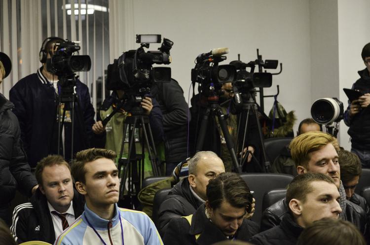 Американських журналістів більше не пускатимуть в російську Держдуму