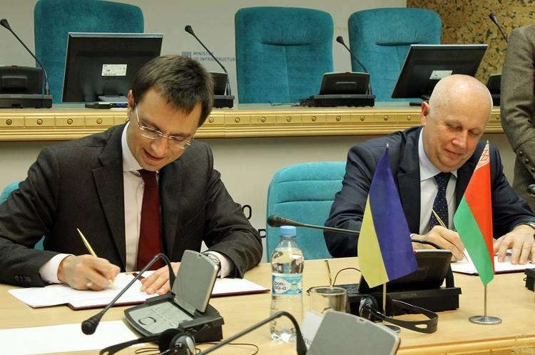 Україна і Білорусь узгодили розвиток судноплавства на Дніпрі