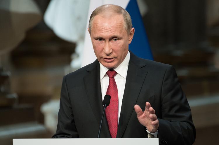 Путін оголосив, що візьме участь у виборах 2018 року