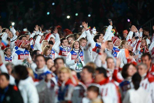 Російській збірній заборонили виступати на Олімпіаді-2018 під власним прапором