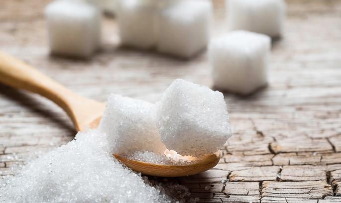 Експорт цукру зріс на 64%