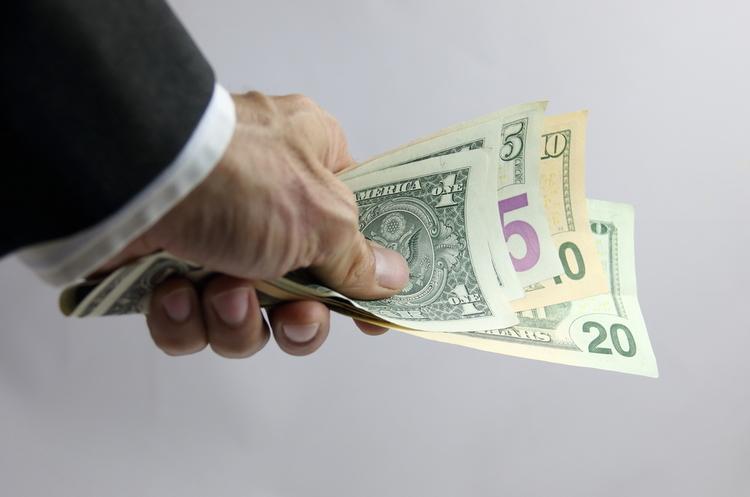 Щорічний обсяг хабарів усвіті оцінюють урозмірі $1 трлн— ООН