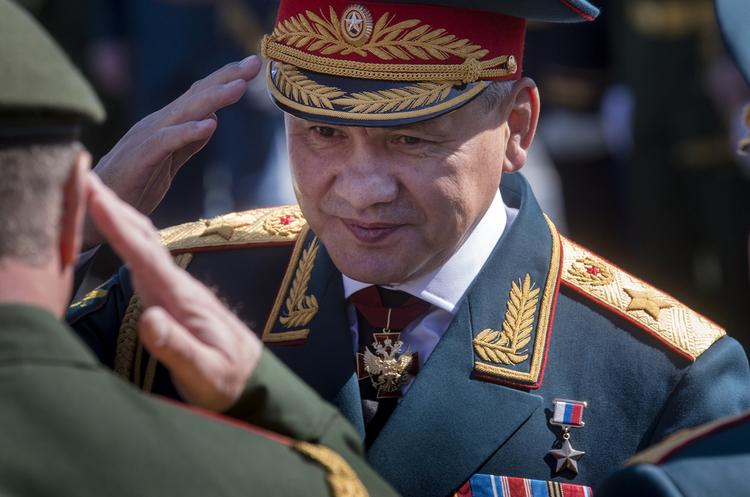 За підтримки Путіна Міністерство оборони РФ втручається в політику інших країн