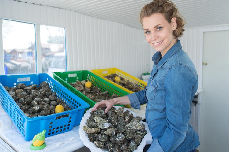 Деликатес на экспорт: как отечественные фермеры зарабатывают на экзотических для Украины продуктах