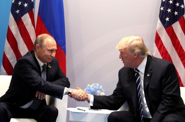 Трамп подякував Путіну завизнання прогресу вамериканській економіці