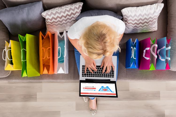 Сколько потратили украинцы в 2017 году на заграничный онлайн-шоппинг