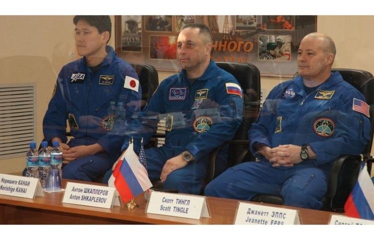 На Міжнародну космічну станцію полетіла нова команда космонавтів
