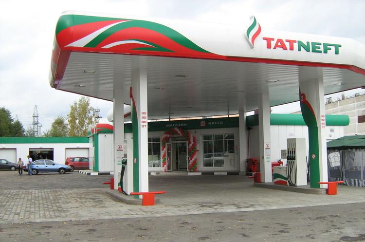 Підконтрольна «Татнефти» фірма працювала уКриму, незважаючи назагрозу санкцій