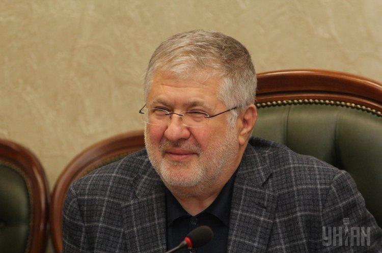 Коломойський не нервує через арешт своїх активів