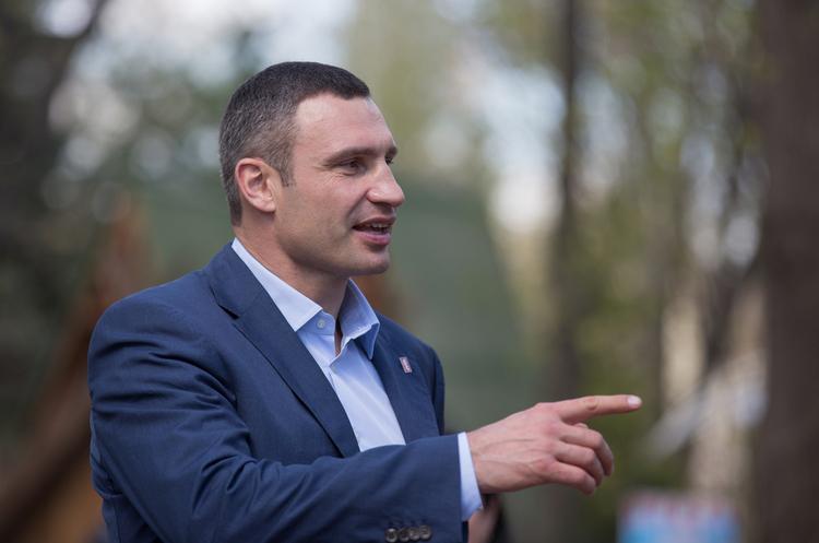 Кличко розповів про зміни в Києві за 2017 рік