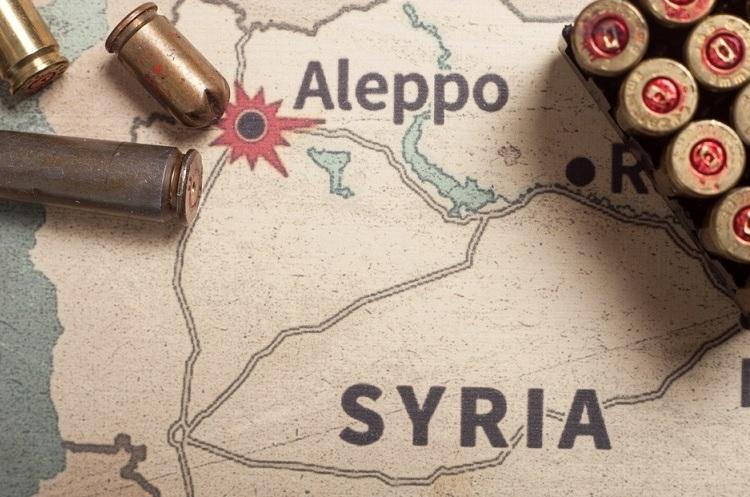 МіноборониРФ: Через Сирію пройшли 48 тисяч російських військових