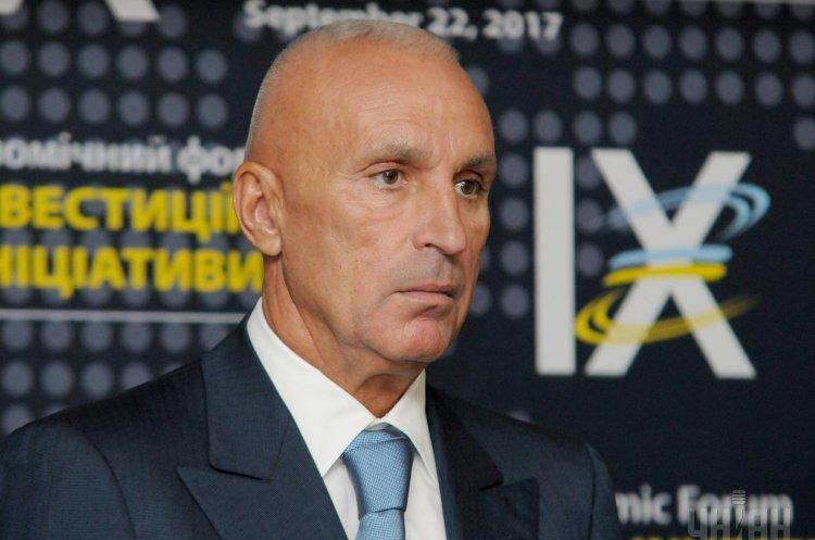 Ярославському повернули пакет документів напокупку «Промінвестбанку»