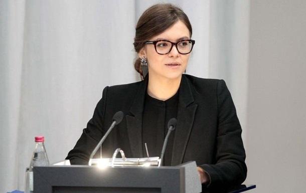 Скандальна заступниця Авакова пішла з посади за власним бажанням