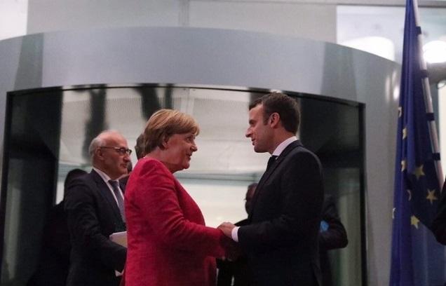 Меркель і Макрон привітали обмін полоненими між Україною та окупованими територіями