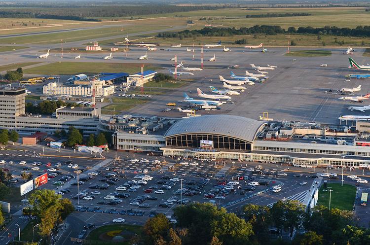 Ваеропорту «Бориспіль» знесуть два термінали