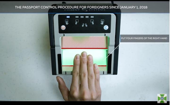 Хочеш в Україну – здавай відбитки пальців: на кордоні відсьогодні діє біометричний контроль
