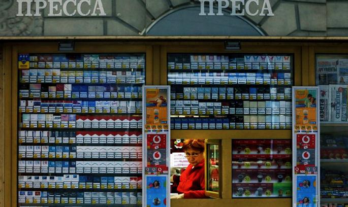 Цигарки подорожчають на 4-5 гривень