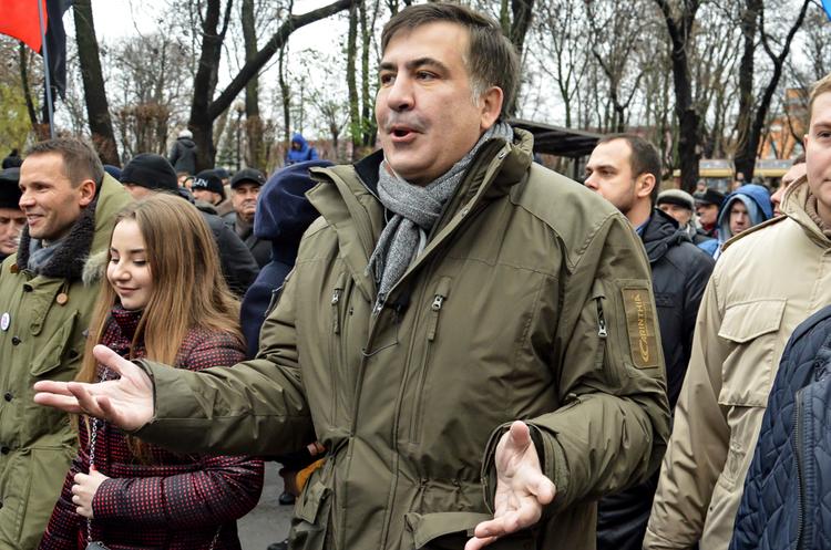 Грузія заочно засудила Саакашвілі на три роки позбавлення волі
